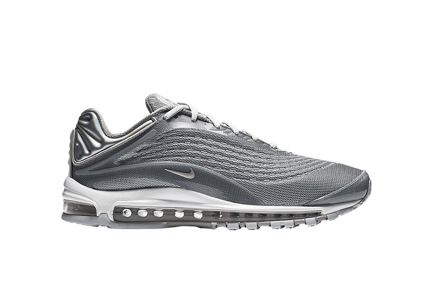 Nike Air Max Deluxe Wolf Grey Platinum : Release date, Price & Info
