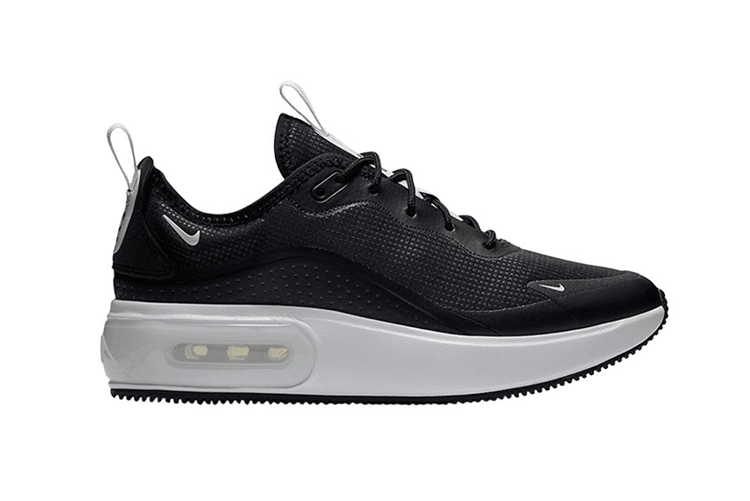 factory outlets on wholesale best service Nike Air Max Dia Black White : Release date, Price & Info
