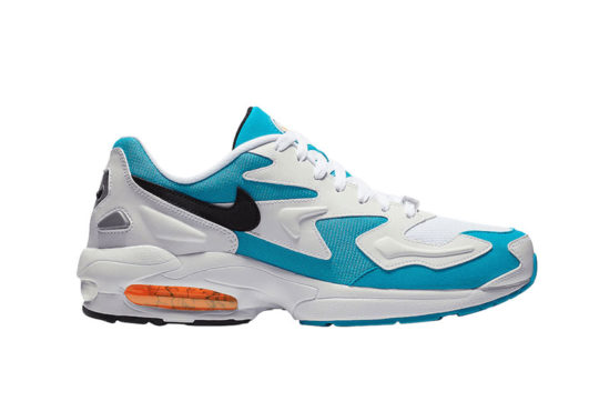 Nike Air Max2 Light Blue Lagoon ao1741-100