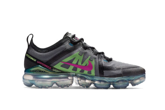 Nike Air VaporMax 2019 PRM Grey Green at6810-001