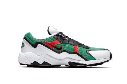 Nike Air Zoom Alpha Lucid Green/Habanero Red bq8800-300