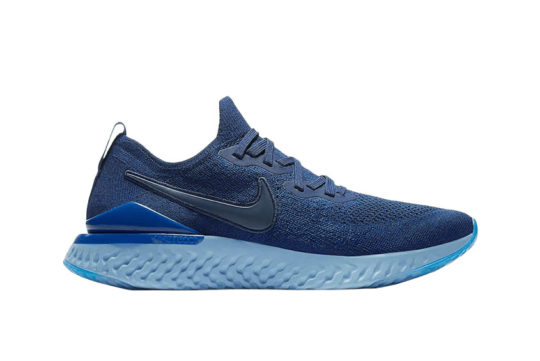 Nike Epic React Flyknit 2 Navy Blue bq8928-400