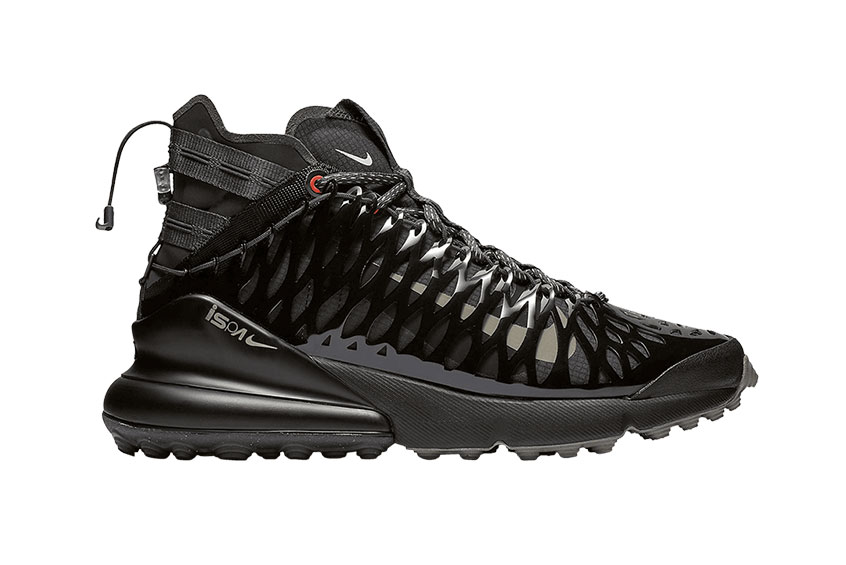 f2887e919dfb NikeLab Air Max 270 ISPA SP SOE Black   Release date, Price   Info