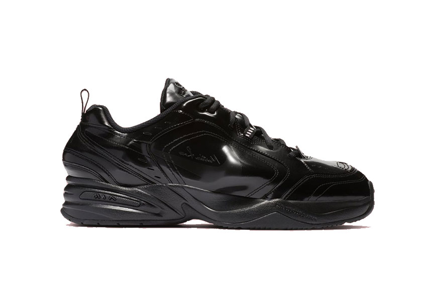 on sale 24f68 3af9c How to buy the Martine Rose x Nike Air Monarch IV Black
