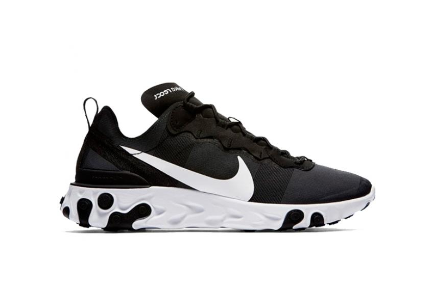 Nike React Element 55 Black White Release Date Preis