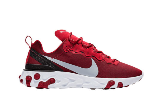 Nike React Element 55 Red bq6166-601