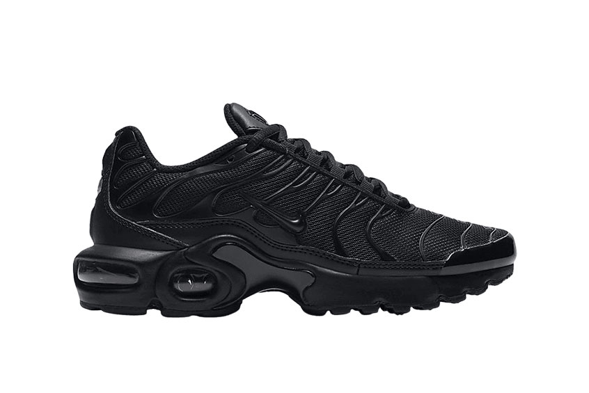Nike TN Air Max Plus Black Kids 655020-009