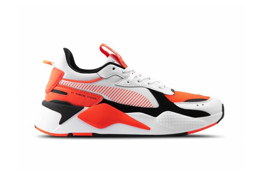 PUMA RS-X Reinvention White Red 369579-02