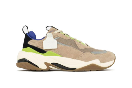 Sankuanz x PUMA Thunder Brown 370821-01