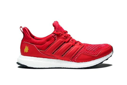 "Eddie Huang x adidas UltraBoost ""Chinese New Year"" f36246"