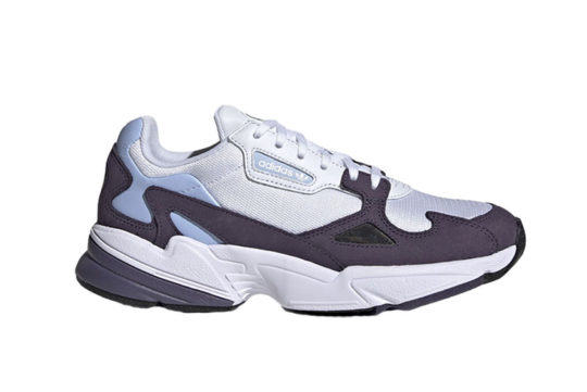adidas Falcon Purple White ee9311