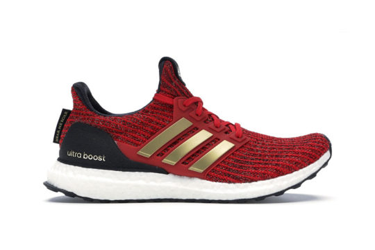 Game Of Thrones x adidas Ultra Boost House Lannister Women's ee3710