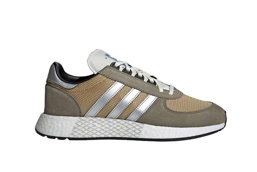 adidas Marathon Tech Grey Gold g27416