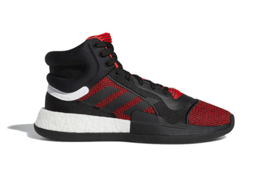 adidas Marquee Boost Black Red g27735