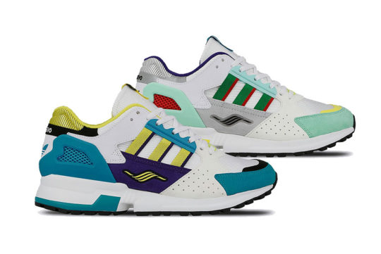 Overkill x adidas Consortium ZX 10.000C «I Can If I Want» ee9486