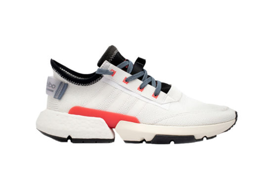 adidas P.O.D. S3.1 White Red db2928