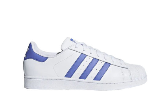 adidas Superstar White Lilac g27810
