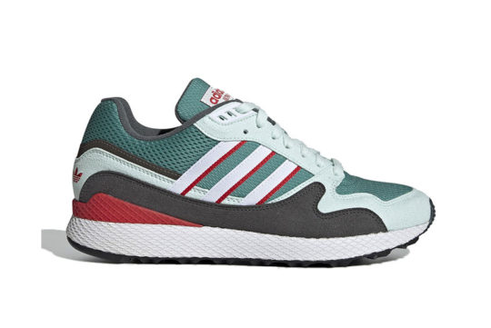 adidas Ultra Tech Green Red Grey bd7936