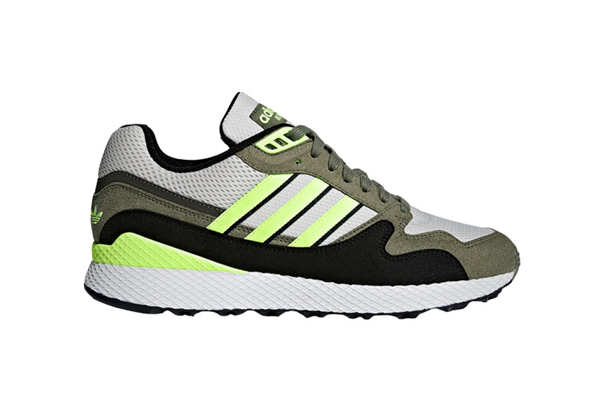 adidas Ultra Tech Green White bd793