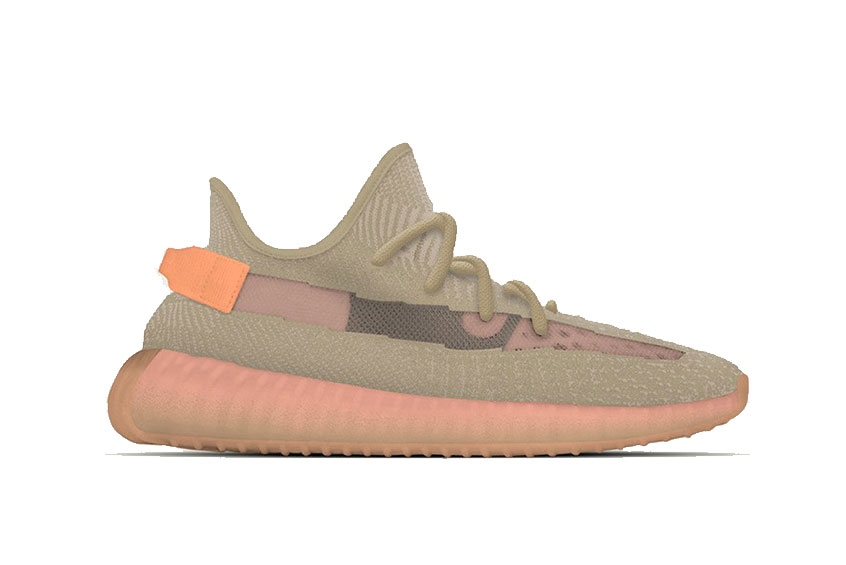 adidas Yeezy Boost 350 V2 Clay : Release