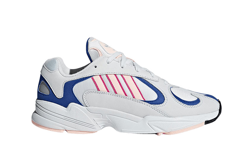 adidas Yung 1 Clear Orange Royal bd7654