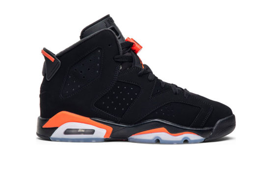 Air Jordan 6 GS – Black Infrared 384665-060