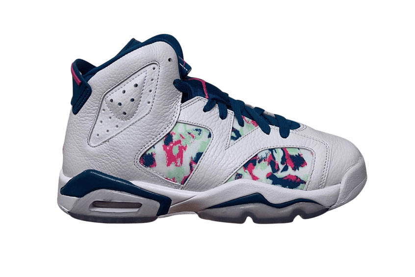 2c48acd01efe How to buy the Air Jordan 6 GS Green Abyss   2 Mar ...