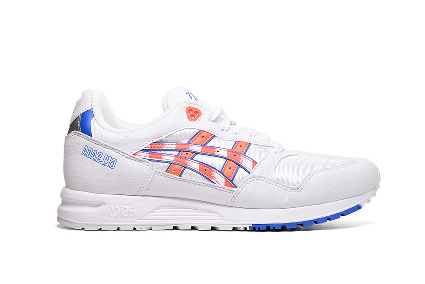 Asicstiger Gel-Saga Tiger Flash Coral 1191a209-100