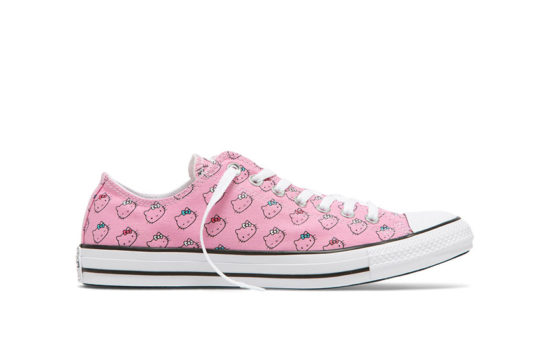 Converse x Hello Kitty Chuck Taylor All Star Low-Top Pink 164631c