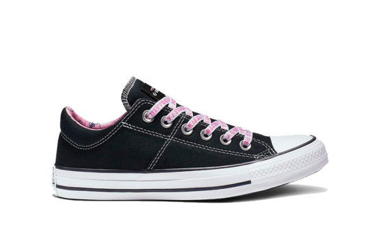 Converse x Hello Kitty Chuck Taylor All Star Madison Low Top Black Pink 564630c