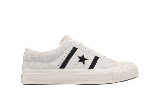 Converse One Star Academy OX Egret Black 163269c