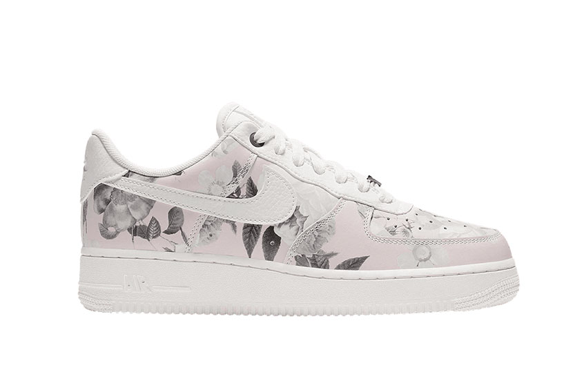 Nike Air Force 1 Low Pink Floral ao1017-102