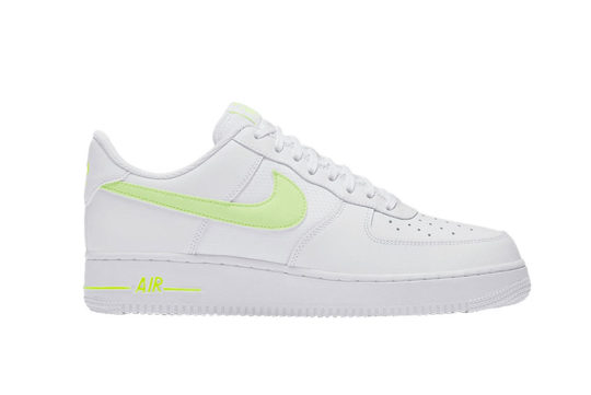 Nike Air Force 1 Low White Volt cd1516-100