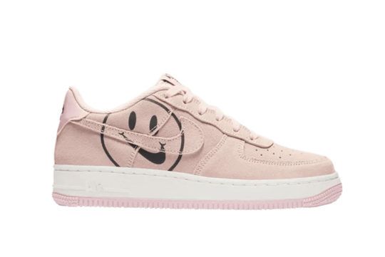 Nike Air Force 1 LV8 Have A Nike Day GS Pink Foam av0742-600