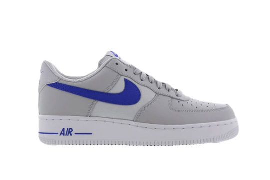 Nike Air Force 1 Pure Platinum Racer Blue Footlocker Exclusive cd1516-002