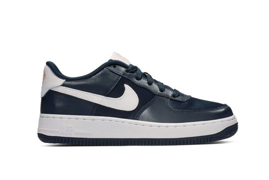Nike Air Force 1 Valentines Day GS Obsidian bq6980-400