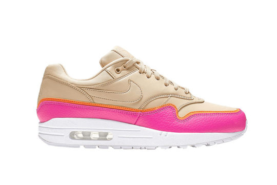 Nike Air Max 1 Brown Pink 881101-202