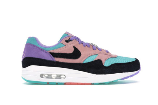 Nike Air Max 1 Have A Nike Day Purple Black bq8929-500