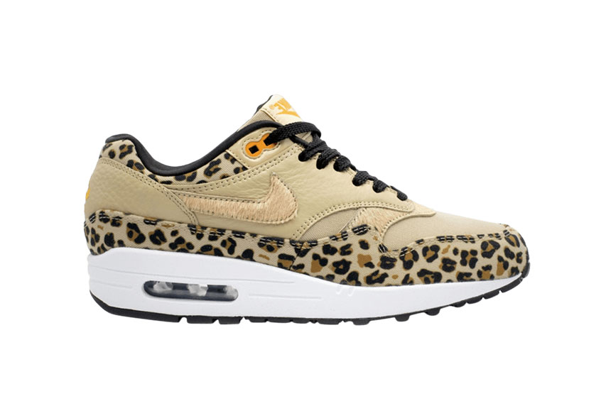inteligencia cápsula Tableta  Nike WMNS Air Max 1 Leopard : Release date, Price & Info