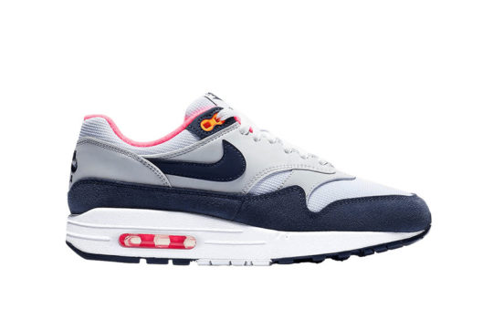 Nike Air Max 1 Navy Grey 319986-116