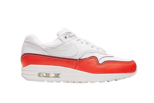 Nike Air Max 1 White Red 881101-102