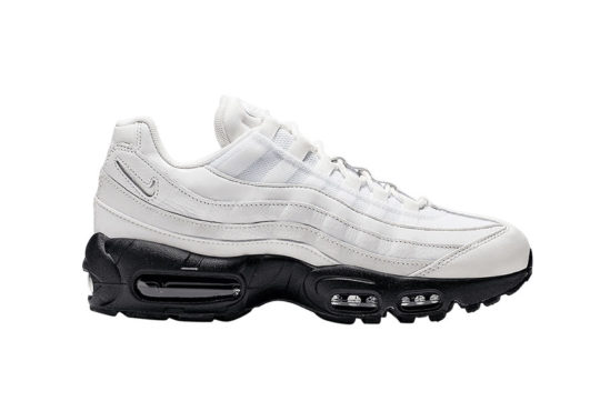 Nike Air Max 95 Summit White Black aq4138-102
