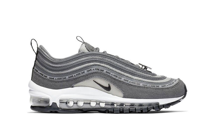 Nike Air Max 97 Have A Nike Day GS Grey 923288-001