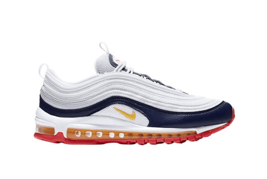 Nike Air Max 97 White Navy 921733-015