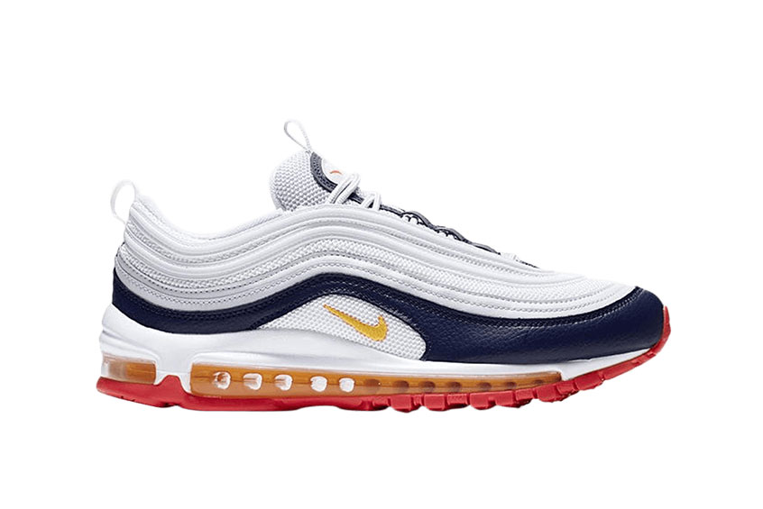 wholesale dealer 30c3c f50eb How to buy the Nike Air Max 97 White Navy