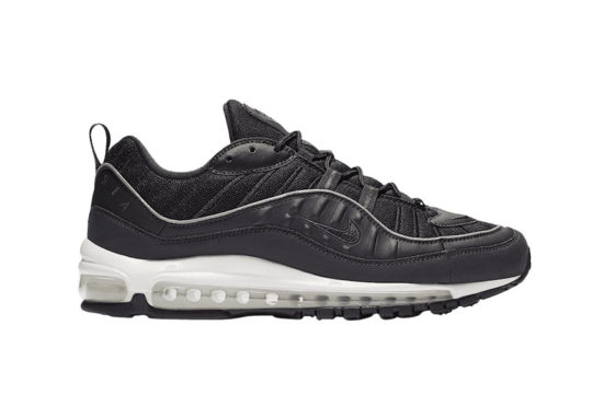 Nike Air Max 98 Black White 640744-009