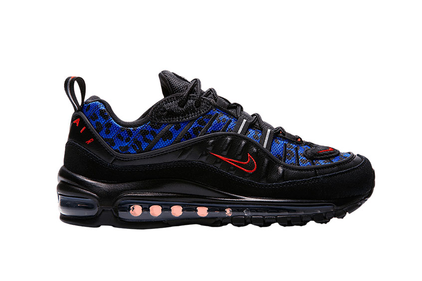 finest selection 5bc5b a3013 How to buy the Nike Air Max 98 Premium Black Leopard
