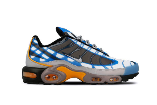 Nike Air Max Plus Premium Photo Blue 815994-400