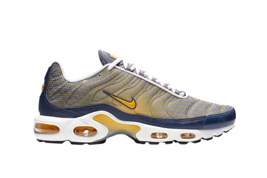 Nike Air Max Plus « The Grid » Spun Yellow bv1983-500