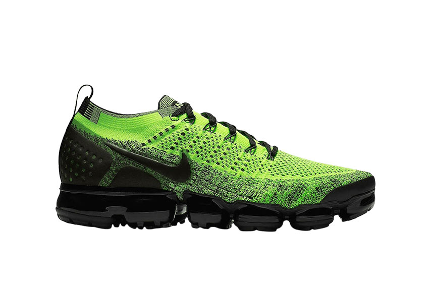 How to buy the Nike Air VaporMax Flyknit 2 Volt Black   344271959